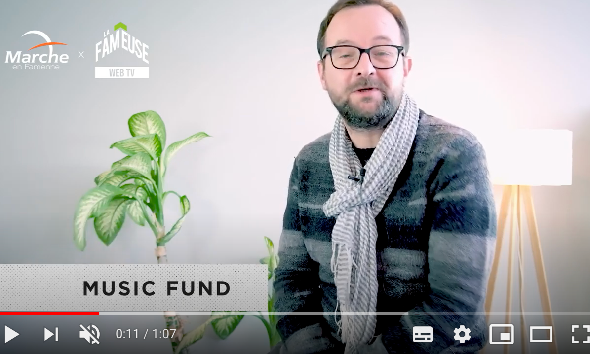 Speed meeting du volontariat : Music Fund